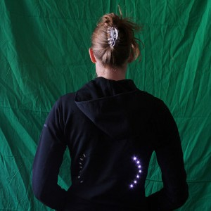 light up jacket